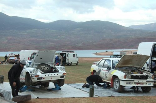 rallye du maroc historique 2016 rally storici. Black Bedroom Furniture Sets. Home Design Ideas