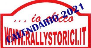 Calendario Rally Storico 2021 rallystorici.it | Rally Storici